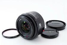 """Near Mint"" Minolta AF 28mm F2.8 Prime Wide Angle Lens w/ Filter From Japan 4089"