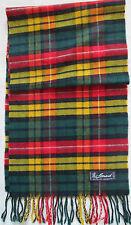 -Authentique    Echarpe LEONARD  100% laine TBEG  vintage Scarf