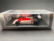 Spark - John Watson - McLaren - M29 - Brazil GP - 1980 - 1:43