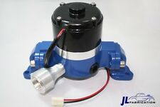 SBF 289 302 351W 351C High Volume Electric Water Pump Blue