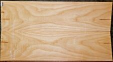 Albino White Walnut Wood 6220 Luthier Solid Body Guitar Top Set 27x15-x.375