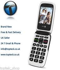 NEUF DORO phone easy 612/611-Noir (Débloqué), téléphone mobile