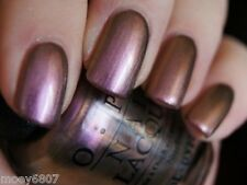 OPI Muppets KERMIT ME TO SPEAK Rosy Mauve HOLOGRAPHIC Nail Polish Lacquer M79