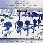 rokofiev - Prokofiev Piano Sonatas No 6 7 and 9 [CD]