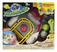Crashlings Meteor Missile Ship Blast Destroy Toy Boys Girls Fun Gift Ages 5+