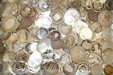 Medaillen und wenige Münzen 1kg Feinsilber Deutschland (meist) Medaillen  Silber