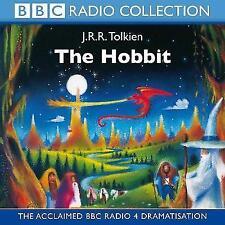 The Hobbit: BBC Radio Full-cast Dramatisation by J. R. R. Tolkien (CD-Audio,...