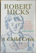 A Child Cries By Robert Hicks Special Limited Edition New Sealed Esther Rantzen