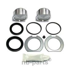 Brake Caliper Repair Kit + Piston Front 57mm Mercedes W114 W115 W113 W126 W140