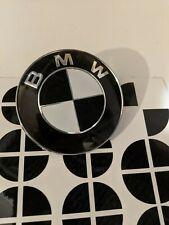 BMW Emblem Overlay Decal Sticker Complete Kit ALL MODELS | PRECUT