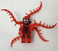 NEW LEGO CARNAGE MINIFIG minifigure 76036 ultimate spiderman spider-man villain