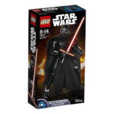 Lego Disney Star Wars Kylo Ren 75117 Buildable Figures