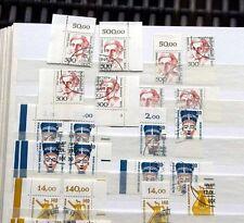 Gestempelte Briefmarken aus Berlin (1949-1990) als Spezialsammlung