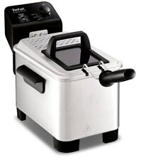 Tefal FR333040 Easy Pro Semi Pro Stainless Steel Deep Fat Fryer 1.2kg 2200W