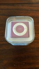 RARE ~ Apple iPod Shuffle Purple 2 GB New Sealed