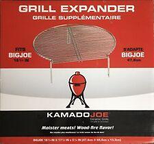 Kamado Joe Grill Expander BIG JOE Brand New! Moister Meats. Wood-Fire Flavor!
