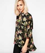 River Island 3/4 Sleeve Collared Tops & Shirts for Women