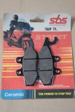 Plaquette Frein Avant SBS 786HF pour GILERA VX FX 125 FXR 180 / PIAGGIO VESPA 50