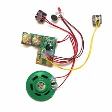 Recordable Voice Module for Greeting Card Music Sound Talk chip musical GH