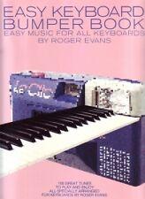 EASY KEYBOARD BUMPER BOOK Evans