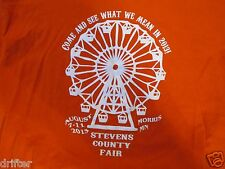 Stevens county fair 2013 come and see what we mean in 2013 T Shirt Size XL