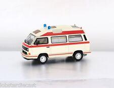 VW T3B Ambulanza Dehler-IMME Kreuz modellino in scala 1/43 per Premium Classixxs