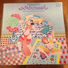 Stokowski-Conducts Scheherazade-LP-RCA Red Seal-ARL1 1182-Vinyl Record