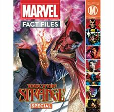Marvel Fact Files Doctor Strange Chapter 5 Special Edition #MAR13   Free p&p