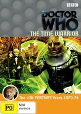 The Doctor Who - Time Warrior (DVD, 2007)