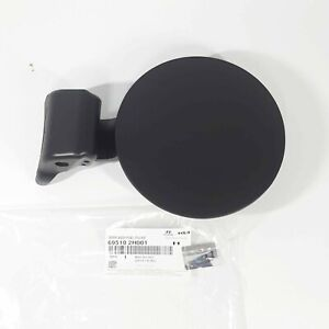 Unpainted Fuel Gas Tank Filler Door Cap Cover For HYUNDAI ELANTRA 4DR 2007-2009