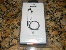 Klipsch T5M Wired In-Ear Earphones Black 1067635 Open Box!!