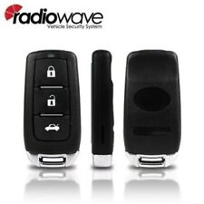 RADIOWAVE Complete Kit Remote Keyless Entry Central Locking Kit w/ Trunk Release