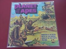 PLANET OF THE APES 1974 VINYL LP RECORD - OZ SELLER
