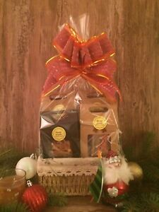 Candy Gift Basket - Homemade From Scratch!