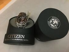 CITIZEN ECO-DRIVE BL0060-58HTITANIUM PERPETUAL CALENDAR WRISTWATCH NEW/OLD STOCK