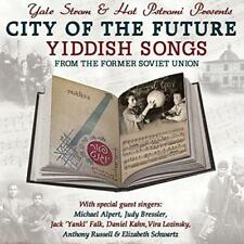 Yale Strom And Hot Pstromi - City Of The Future - Yiddish Songs From Th (NEW CD)