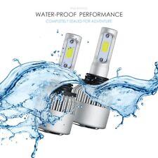 LED Headlight H8 H9 H11 36W 8000LM 6000K High Low Beam Conversion Bulb White