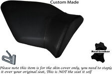 DESIGN 2 BLACK STITCH CUSTOM FITS BMW S 1000 RR 09-13 REAR SEAT COVER