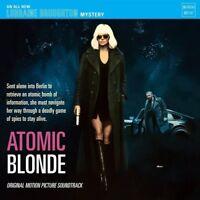 "Various Artists : Atomic Blonde Vinyl 12"" Album 2 discs (2017) ***NEW***"