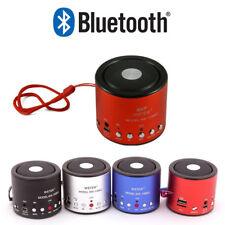 CASSA RADIO FM AMPLIFICATA LETTORE MINI SPEAKER Q9 MP3 USB AUX SD BLUETOOTH