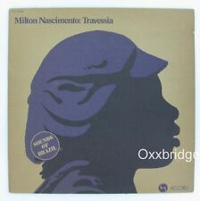 MILTON NASCIMENTO Latin Jazz BRAZILIAN  LP Travessia ORIGINAL Accord FRANCE
