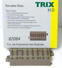 Trix H0 62330 C-Gleis Kurvengleis Radius 515 mm per Stück Bogen 30°