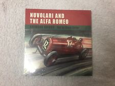 Brand New Nuvolari And The Alfa Romeo Hardback Book By Raymond Briggs , B Carter