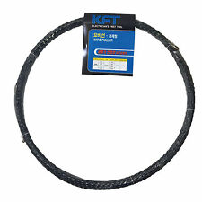 New 0730 POM Fish Tape Reel Wire Pullers 30m(100ft) Tool Electricians Cable
