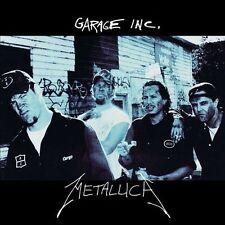 Garage, Inc. by Metallica (CD, Sep-2013, 2 Discs, Rhino (Label))