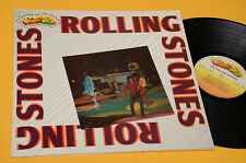 ROLLING STONES LP ITALY 1982 NM ONLY ITALY GATEFOLD COVER + BOOK !!!!!!!!!