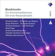 Mendelssohn: Midsummer Night's Dream; Die Erste Walpurgisnacht, New Music