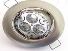 Supporto per Faretto LED incasso MR16 - GU10 alluminio lampadina G4 lampada RI