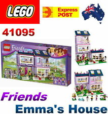 Emma 5-7 Years Multi-Coloured LEGO Building Toys