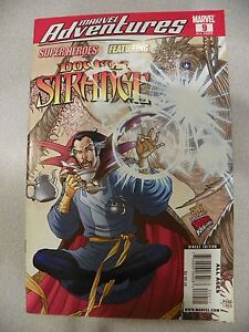 Marvel Adventures #9 SuperHeroes DOCTOR STRANGE